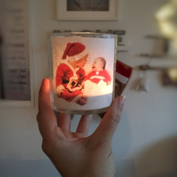 Last-Minute Weihnachtsgeschenk für die Großeltern