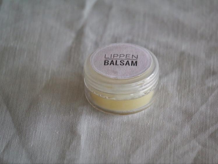 Lippenbalsam selbst gemacht