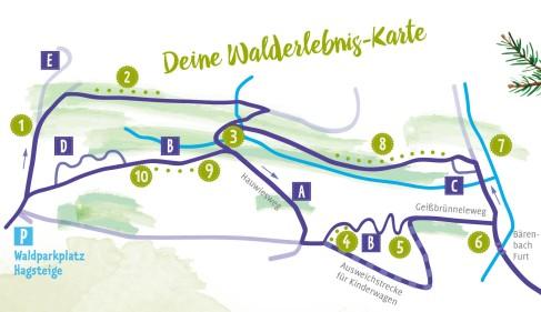 Wald-Erlebnis-pfad Urbach