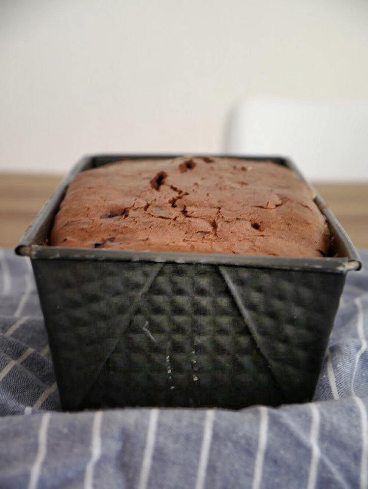 Schokoladen Zucchinikuchen