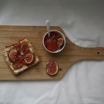 Birnen Feigen Marmelade