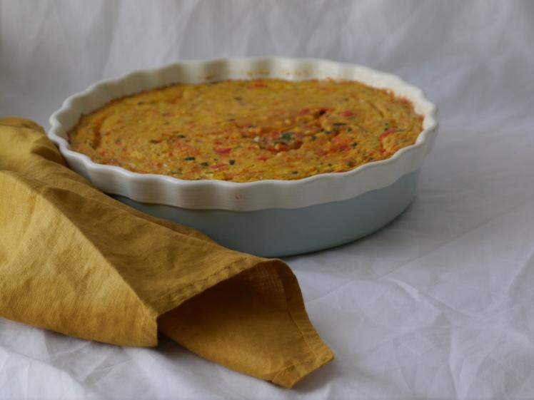 Kartoffel-Zucchini Tortilla