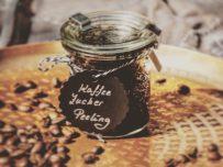 Kaffee-Körperpeeling